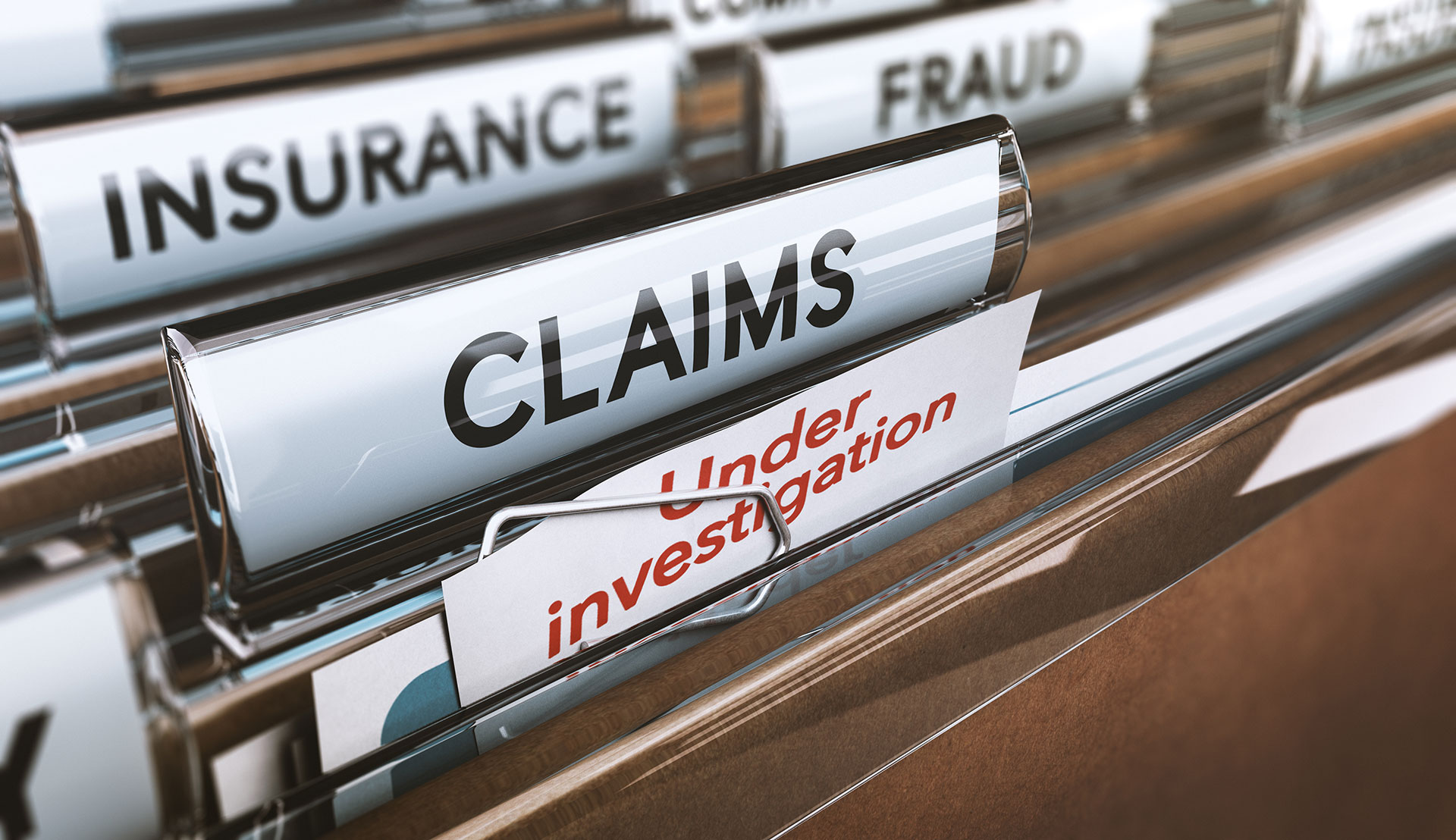 Insurance Adjuster Calculates Accident Injury Claims