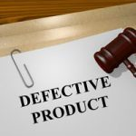 Defective Product Help